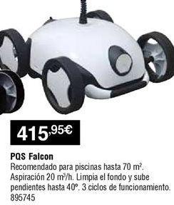Oferta de Robot limpiafondos PQS por 415,95€