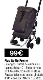 Oferta de Carro de compra por 99€