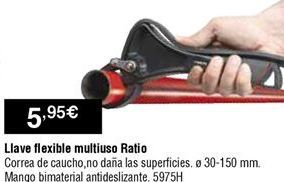 Oferta de Llaves Ratio por 5,95€