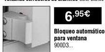 Oferta de Bloqueo de seguridad por 6,95€