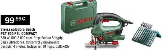 Oferta de Sierra de calar Bosch por 99,99€