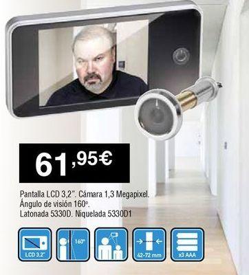 Oferta de Videoportero por 61,95€