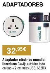 Oferta de Adaptador por 32,95€