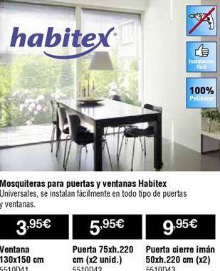 Oferta de Mosquiteras por 3,95€