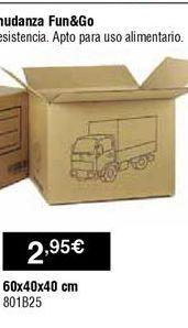 Oferta de Cajas por 2,95€