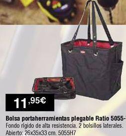 Oferta de Bolsa portaherramientas por 11,95€