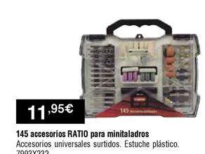 Oferta de Puntas de atornillador Ratio por 11,95€