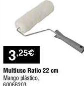 Oferta de Rodillo por 3,25€