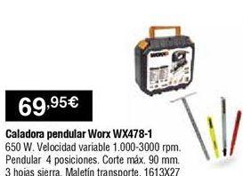 Oferta de Caladora pendular por 69,95€