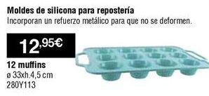 Oferta de Molde de silicona por 12,95€