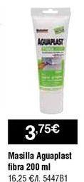 Oferta de Masilla por 3,75€