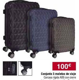Oferta de Maletas por 100€