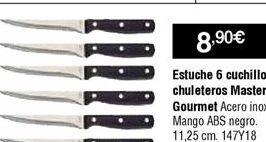 Oferta de Cuchillo jamonero por 8,9€