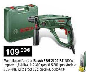 Oferta de Martillo percutor Bosch por 109,99€
