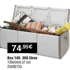 Oferta de Arcón por 74,95€