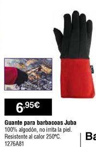 Oferta de Guantes anticalóricos por 6,95€