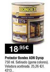 Oferta de Productos para la madera dyrup por 18,95€