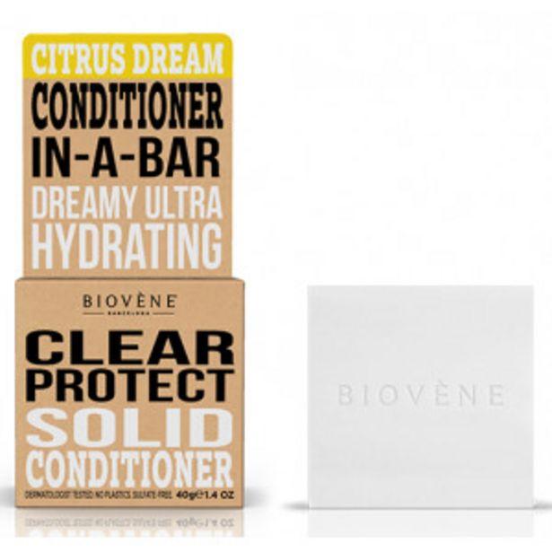 Oferta de Biovene Acondicionador Sólido Citrus Dream por 3,99€