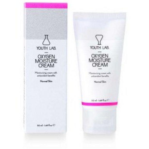 Oferta de Youth Lab Crema Hidratante Oxygen Moisture Cream por 21,99€