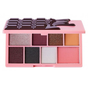 Oferta de I Heart Revolution Paleta de sombras Chocolate Mini Rocky Road por 7,99€