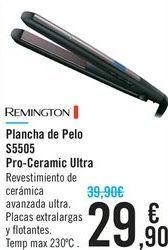 Oferta de Plancha de pelo S5505 Pro-Ceramic Ultra  por 29,9€