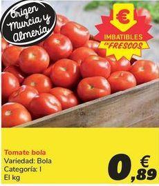 Oferta de Tomate bola  por 0,89€