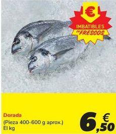 Oferta de Dorada por 6,5€