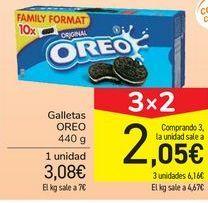 Oferta de Galletas OREO por 3,08€