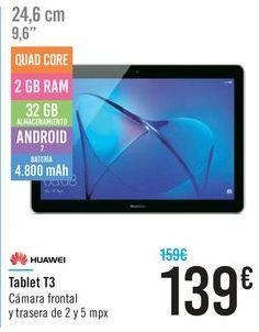 Oferta de Tablet t3  por 139€