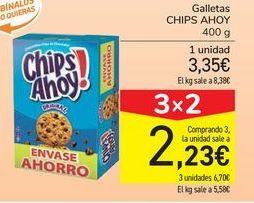 Oferta de Galletas CHIPS AHOY por 3,35€