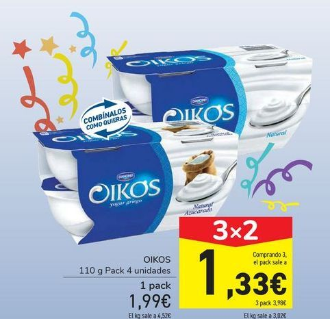 Oferta de OIKOS por 1,99€