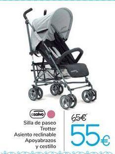 Oferta de Silla de paseo Trotter Asalvo  por 55€