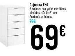 Oferta de Cajonera EKO  por 69€
