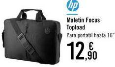 Oferta de Maletín Focus Topload  por 12,9€