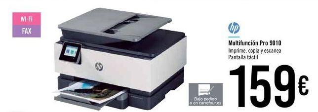 Oferta de Multifunción HP por 159€