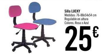 Oferta de Silla Lucky por 25€