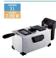 Oferta de Freidora MDF30S-18 por 27€