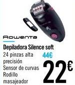 Oferta de Depiladora Silence sof por 22€