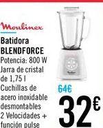 Oferta de Batidora BLENDFORCE por 32€