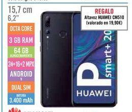 Oferta de Smartphone libre Psmart+ 2019 por 159€