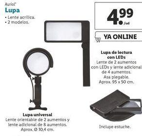 Oferta de Lupa Auriol por 4,99€