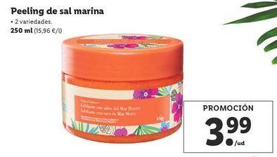 Oferta de Peeling de sal marina  por 3,99€