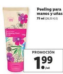 Oferta de Peeling para manos y uñas  por 1,99€