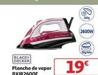 Oferta de Plancha de vapor por 19€