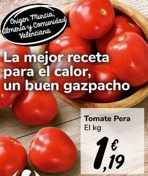 Oferta de Tomate pera por 1,19€