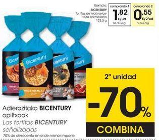 Oferta de Tortitas Bicentury por 1,82€