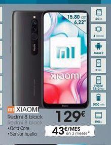 Oferta de Smartphones Xiaomi por 129€