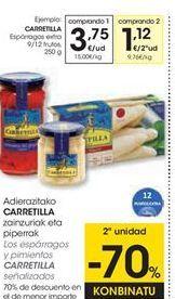 Oferta de Espárragos Carretilla por 3,75€
