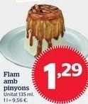 Oferta de Flan por 1,29€