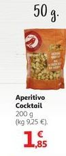 Oferta de Aperitivo Cocktail por 1,85€